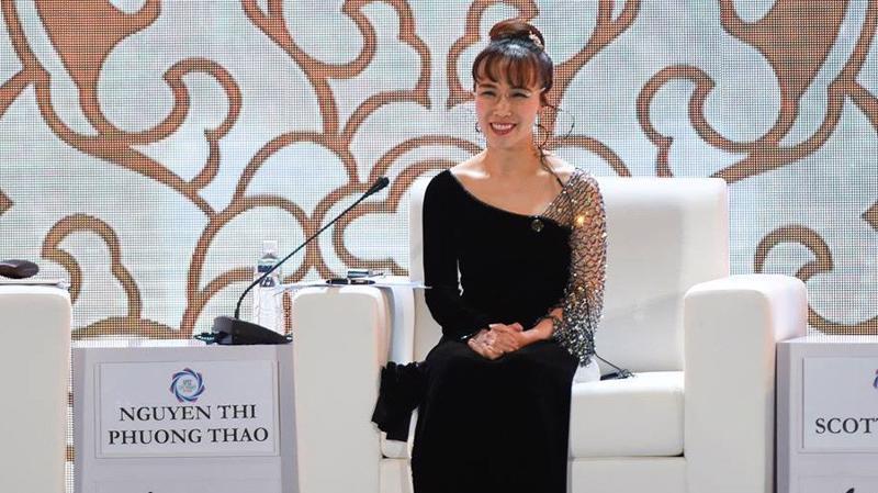 Bà Nguyễn Thị Phương Thảo - Ảnh: VTCNews