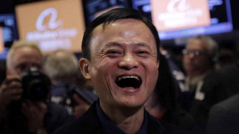 Jack Ma, một trong những tỷ phú giàu nhất Trung Quốc - Ảnh: Forbes.