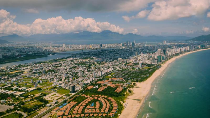 Trước thềm APEC, thị trường bất động sản Đà Nẵng sôi động hơn hẳn.
