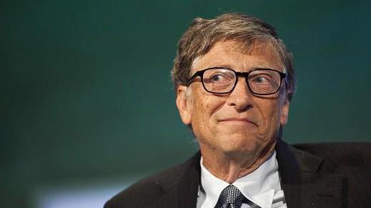 Nhà sáng lập Microsoft Bill Gates - Ảnh: Getty/CNBC.