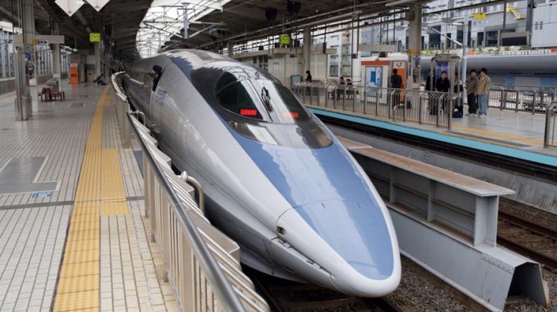 Nhật Bản là quốc gia sở hữu hệ thống đường sắt đáng tin cậy nhất thế giới.