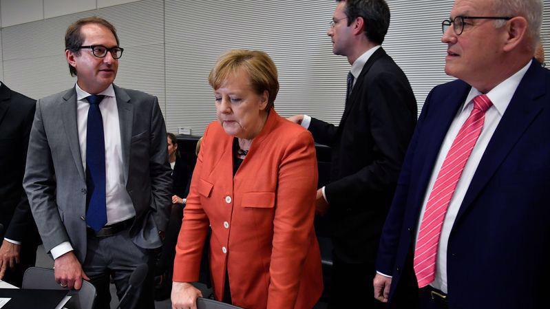 Bà Angela Merkel, 63 tuổi, đã nắm cương vị Thủ tướng Đức 12 năm - Ảnh: Getty/Bloomberg.