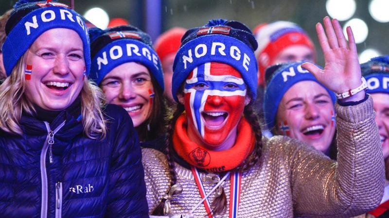 Mỗi người dân Na Uy đóng trung bình 37.682 USD tiền thuế trong năm 2014 - Ảnh: Getty/CNBC.