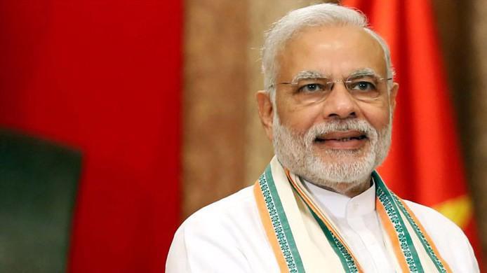 Thủ tướng Ấn Độ Narendra Modi.