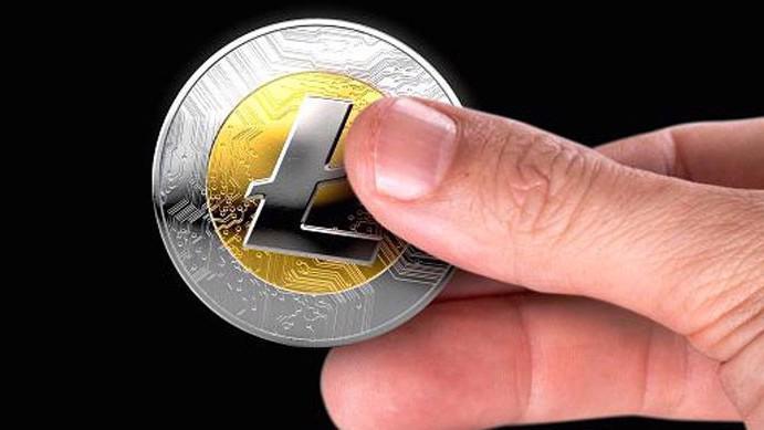 Litecoin hiện là đồng tiền ảo lớn thứ 5 thế giới - Ảnh: Getty/CNBC.