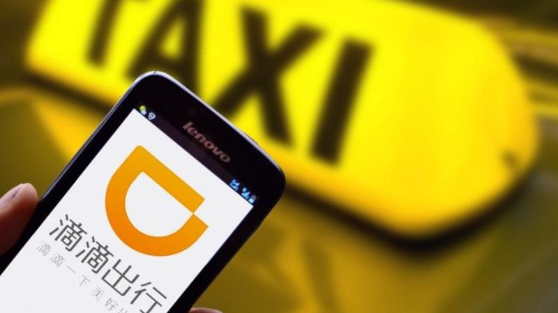 """Didi Chuxing được xem là """"câu trả lời"""" của Trung Quốc đối với Uber."""