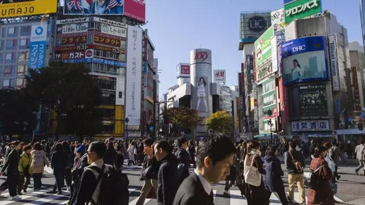 Tỷ lệ sinh ở Nhật Bản đã xuống thấp từ thập niên 1970 và một trong những hệ quả là dân số của nước này được dự báo giảm liên tục - Ảnh: Bloomberg/FT.