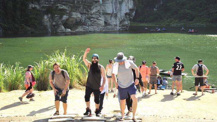 Theo thống kê, năm 2015, có 720.000 lượt khách Tây Âu đến Việt Nam, năm 2016 chúng ta tăng lên được 855.000 lượt khách và năm 2017 lượng khách Tây Âu đến Việt Nam là 1,5 triệu lượt.