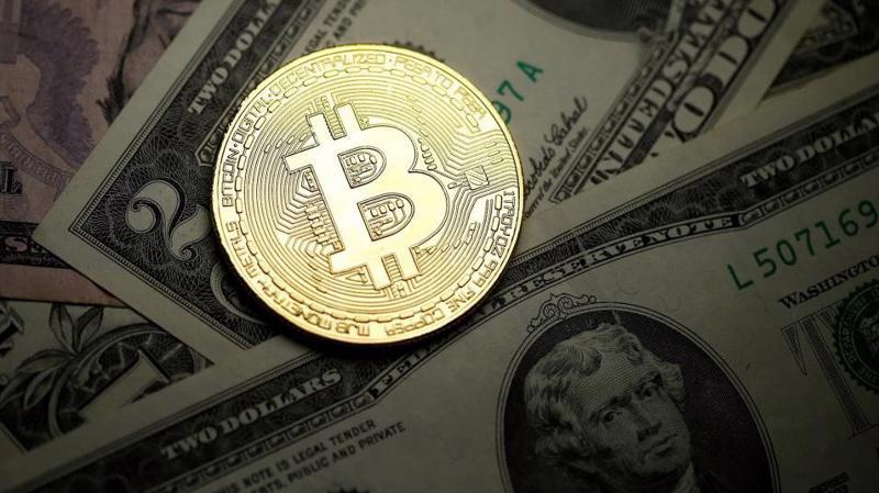 """Trong tuần này, giá Bitcoin đã """"bốc hơi"""" khoảng 22%."""