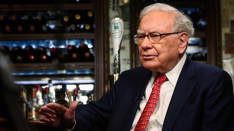 Tỷ phú Mỹ Warren Buffett - Ảnh: Bloomberg.