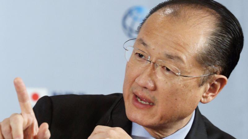 Chủ tịch Ngân hàng Thế giới Jim Yong Kim - Ảnh: Huffington Post.
