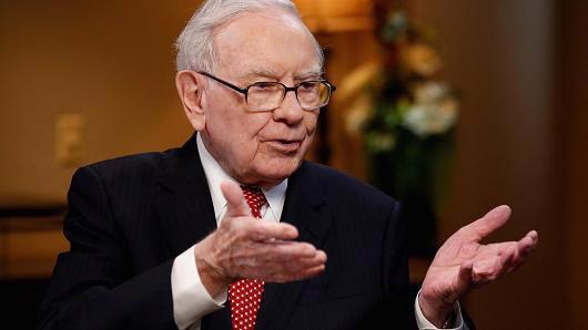 Nhà đầu tư huyền thoại, tỷ phú Warren Buffett - Ảnh: CNBC.