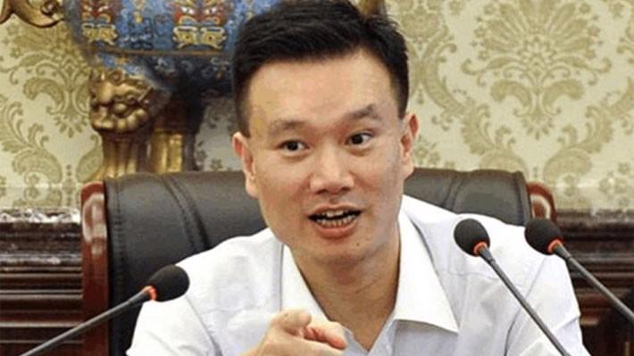 Ông Ye Jianming, nhà sáng lập kiêm Chủ tịch công ty dầu lửa tư nhân lớn nhất Trung Quốc CEFC - Ảnh: SCMP.