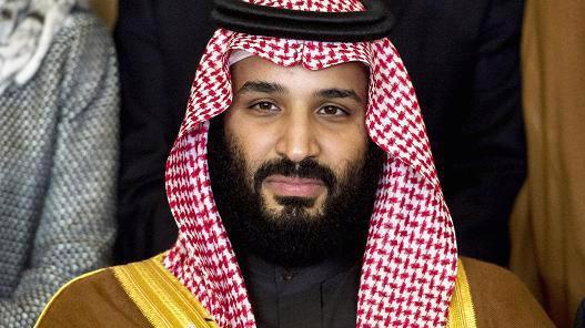 Thái tử Mohammed bin Salman của Saudi Arabia - Ảnh: Bloomberg/CNBC.