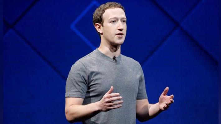 Nhà sáng lập kiêm CEO Facebook, ông Mark Zuckerberg - Ảnh: Reuters.