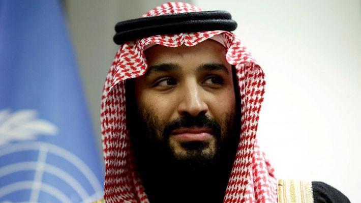 Thái tử Mohammed bin Salman của Saudi Arabia - Ảnh: Reuters.