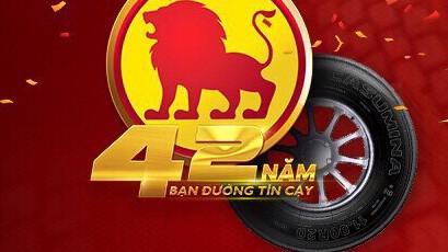 Sản phẩm lốp ô tô radial tải nhẹ của công ty đã được hầu hết các nhà lắp ráp ô tô trong nước lựa chọn.