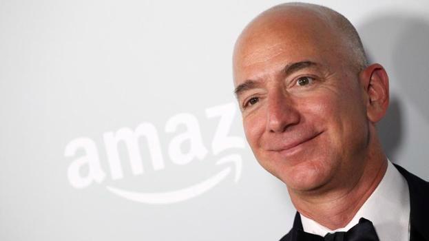 Người sáng lập Amazon - Jeff Bezos - Ảnh: Forbes.