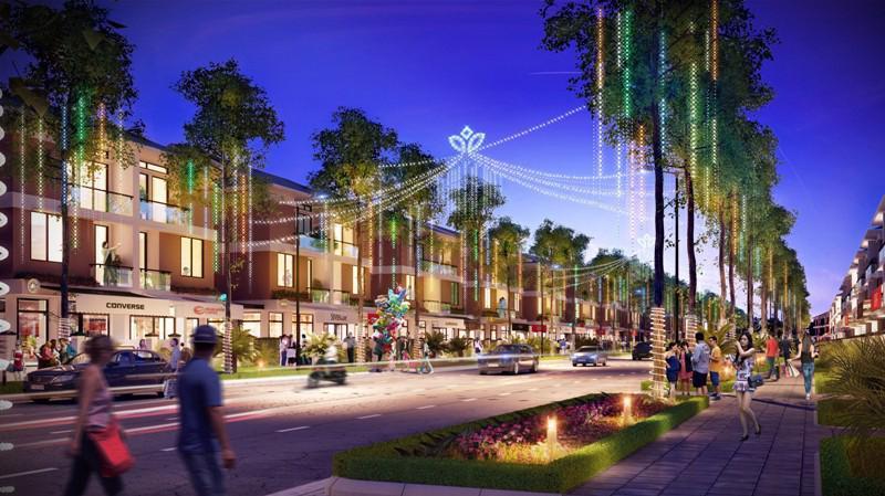 An Phú Shop-villa là sản phẩm cao cấp được phát triển từ nhà phố truyền thống với ưu điểm về quy hoạch, hạ tầng, giá trị thương mại và không gian chức năng.