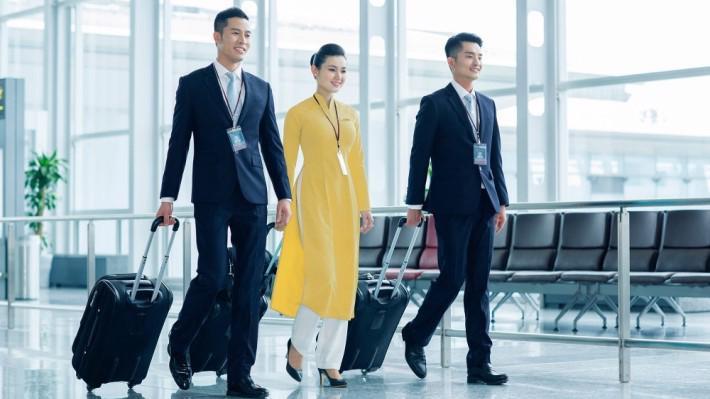 Chiến lược của Vietnam Airlines là tăng doanh thu nhưng trên cơ sở tăng chất lượng dịch vụ, đúng giờ bay.