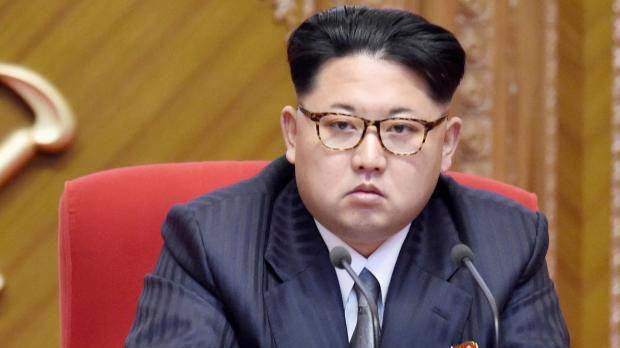 Nhà lãnh đạo Triều Tiên Kim Jong Un - Ảnh: Reuters.
