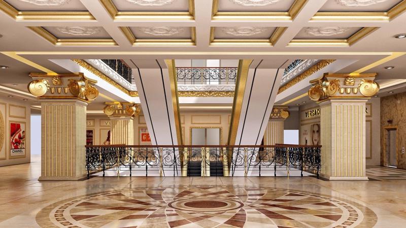 Soleil Center sẽ là nơi hội tụ các thương hiệu nổi tiếng phục vụ nhu cầu mua sắm, giải trí của cư dân.