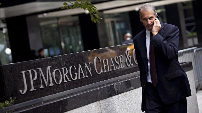 JPMorgan Chase lãi 8,7 tỷ USD trong quý 1/2018.