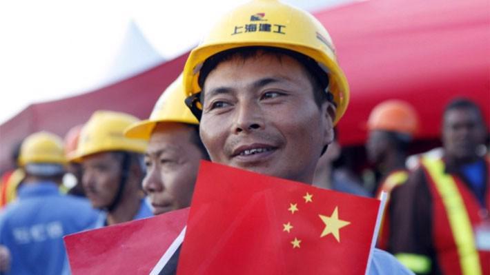 Trung Quốc đã vượt qua Nhật Bản và Ấn Độ về ảnh hưởng có được từ viện trợ nước ngoài - Ảnh: Reuters/SCMP.