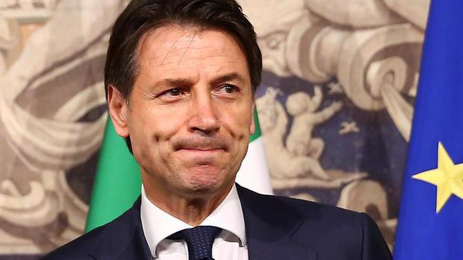 Ông Giuseppe Conte, người sắp tuyên thệ nhậm chức Thủ tướng Italy - Ảnh: Reuters.