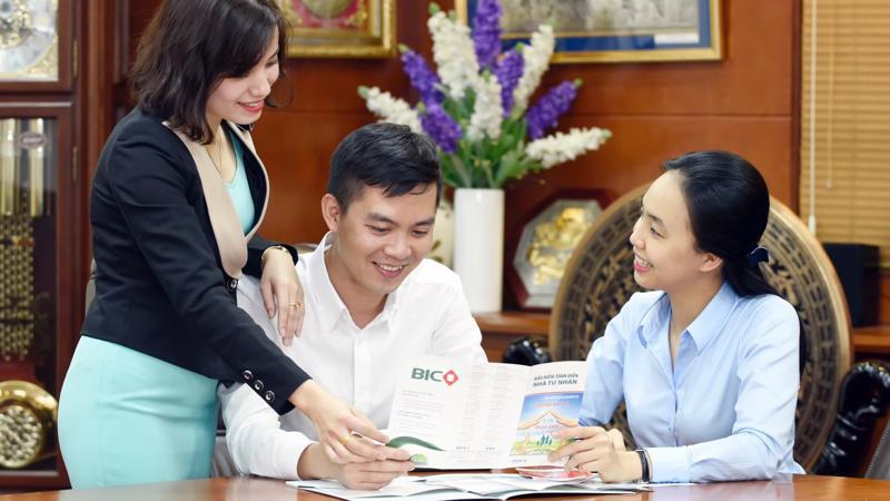 Năm 2017, hoạt động kinh doanh của BIC tiếp tục đạt được những kết quả tích cực.