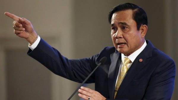 Thủ tướng Thái Lan Prayuh Chan-ocha.