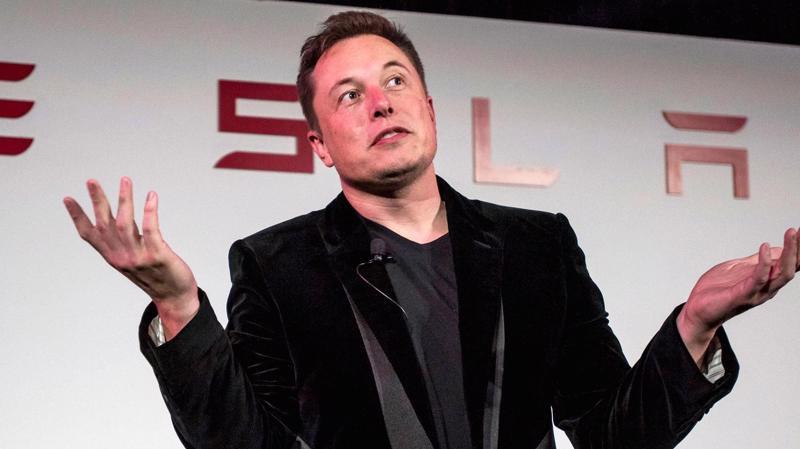 Chủ tịch kiêm CEO của Tesla, ông Elon Musk - Ảnh: Bloomberg/CNBC.