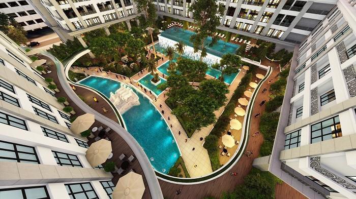 Sunshine Garden là dự án xanh cao cấp được phát triển theo mô hình compound bởi Sunshine Group.