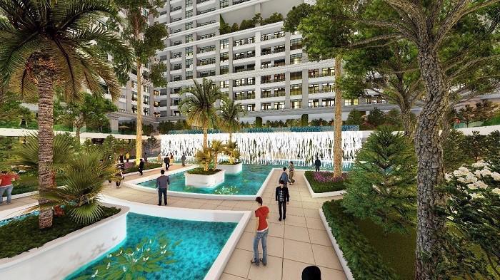 Những năm gần đây, không gian xanh được coi là tiêu chí hàng đầu khi chọn mua nhà.