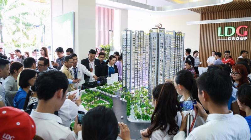Dự án Khu căn hộ thông minh ven sông Saigon Intela đã thu hút đông đảo sự quan tâm của khách hàng trong thời gian vừa qua.