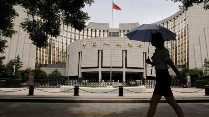 Trụ sở Ngân hàng Trung ương Trung Quốc (PBoC) tại Bắc Kinh - Ảnh: Reuters/SCMP.