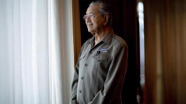Thủ tướng Malaysia Mahathir Mohammad - Ảnh: Bloomberg.