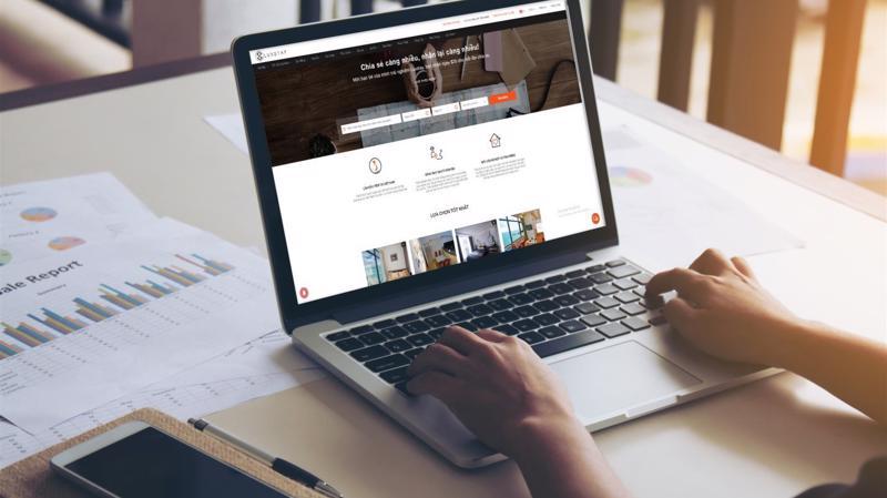Luxstay.com - một nền tảng công nghệ về du lịch trực tuyến hoạt động như một Uber/ Grab trong lĩnh vực bất động sản đang được các nhà đầu tư chú ý.