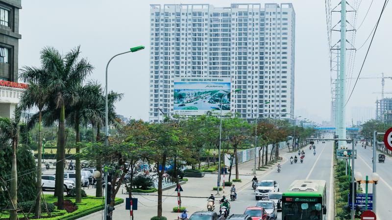 Vị trí mang đến cho Khu đô thị Dương Nội hạ tầng giao thông được đầu tư đồng bộ bên cạnh hệ thống tiện ích ngoại khu.
