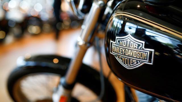 Xe mô tô phân khối lớn của Harley-Davidson vốn được xem là một biểu tượng của văn hóa Mỹ.