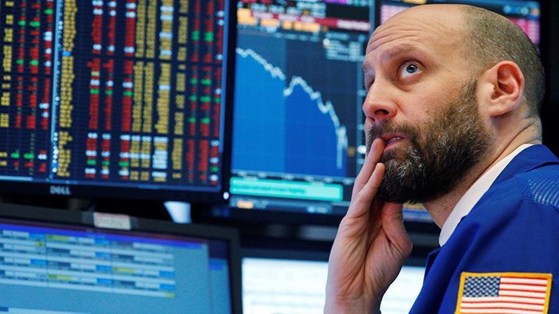 Thị trường tài chính toàn cầu, trong đó có chứng khoán Mỹ, đã trải qua nhiều đợt biến động mạnh trong năm nay - Ảnh: Reuters.