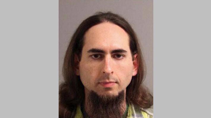 Tên Jarrod Warren Ramos, nghi phạm vụ xả súng tòa soạn báo ngày 28/6 ở Mỹ - Ảnh: Cảnh sát Mỹ/Reuters.