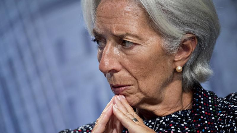 Tổng giám đốc IMF Christine Lagarde - Ảnh: Bloomberg.