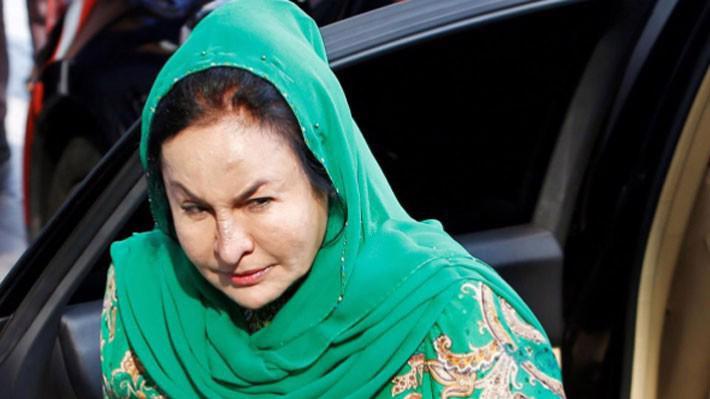 Bà Rosmah Mansor, vợ cựu Thủ tướng Malaysia Najib Razak - Ảnh: Reuters.
