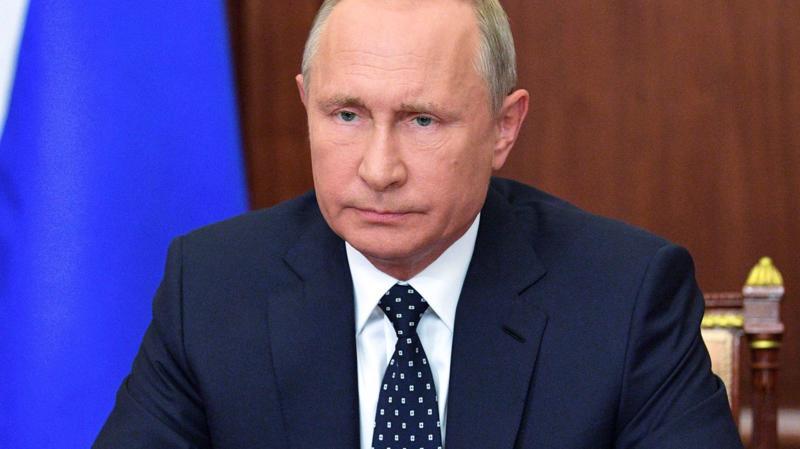 Tổng thống Nga Vladimir Putin - Ảnh: Sputnik/Reuters.