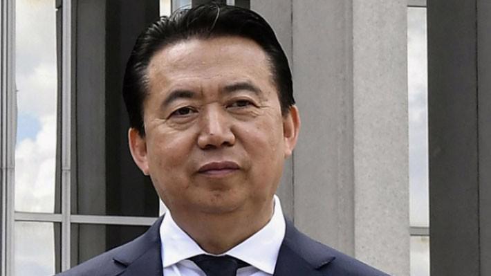 Ông Meng Hongwei - Ảnh: Reuters.