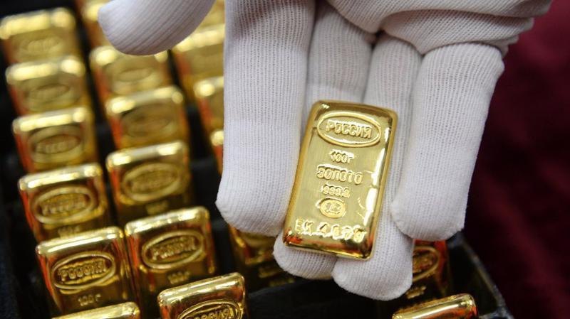Đồng USD giảm giá đã trở thành nguồn động lực chính giúp giá vàng tăng từ tuần trước.