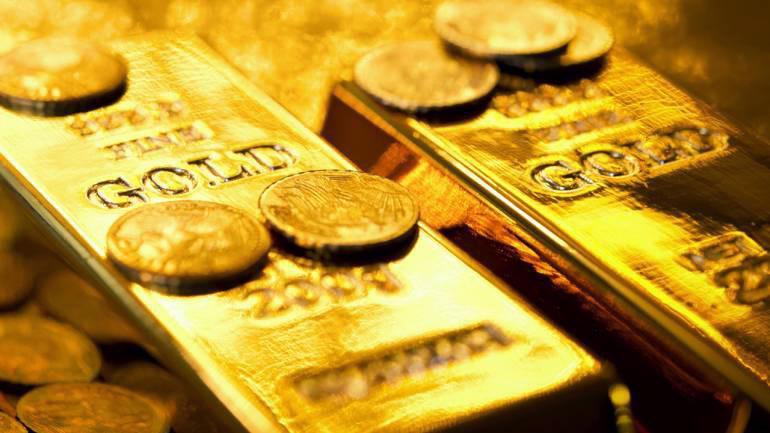 Giá vàng thế giới tăng dù tỷ giá đồng USD đi lên.