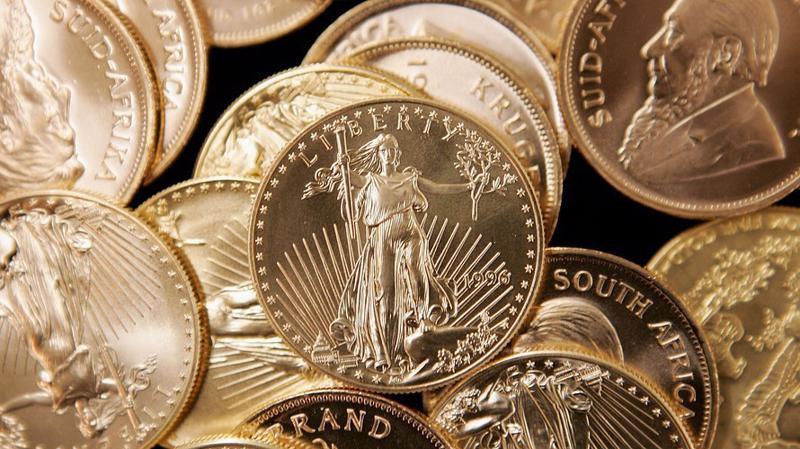 Giá vàng thế giới đang cao nhất 3 tháng - Ảnh: Getty/MarketWatch.