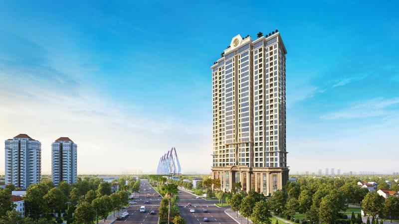 D'. El Dorado II tọa lạc lại khu vực có nhu cầu thuê căn hộ cao, có hạ tầng giao thông phát triển cùng khoảng không gian xanh rộng lớn.